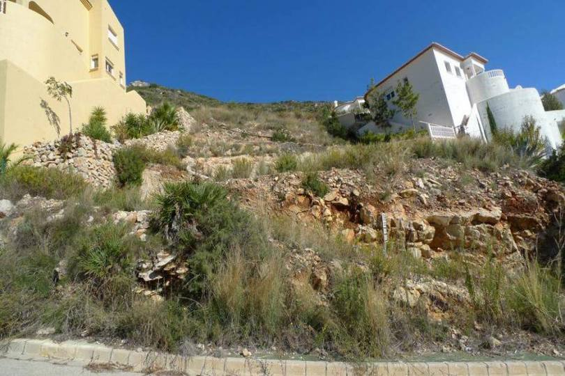 Jalon-Xalo,Alicante,España,Casas,14979
