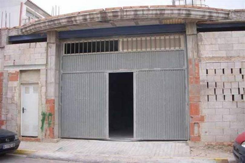 Ondara,Alicante,España,Local comercial,14996