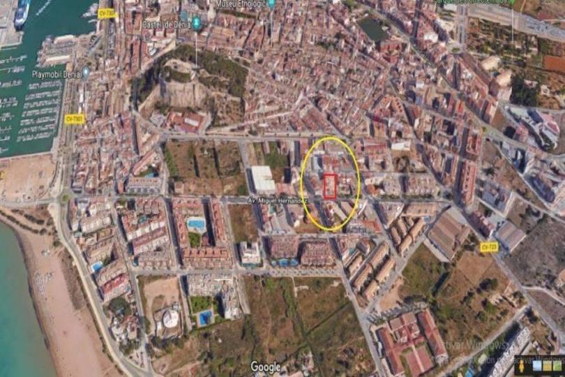 Dénia,Alicante,España,1 BañoBathrooms,Local comercial,15022