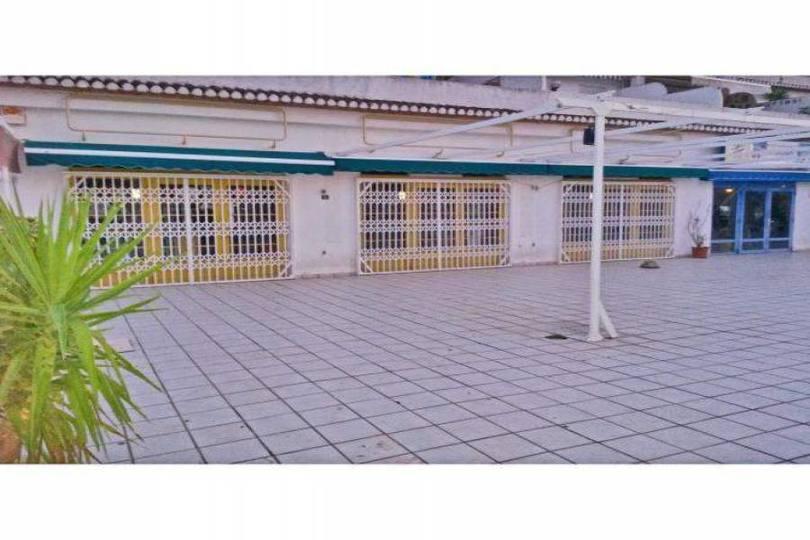 Dénia,Alicante,España,1 BañoBathrooms,Local comercial,15042