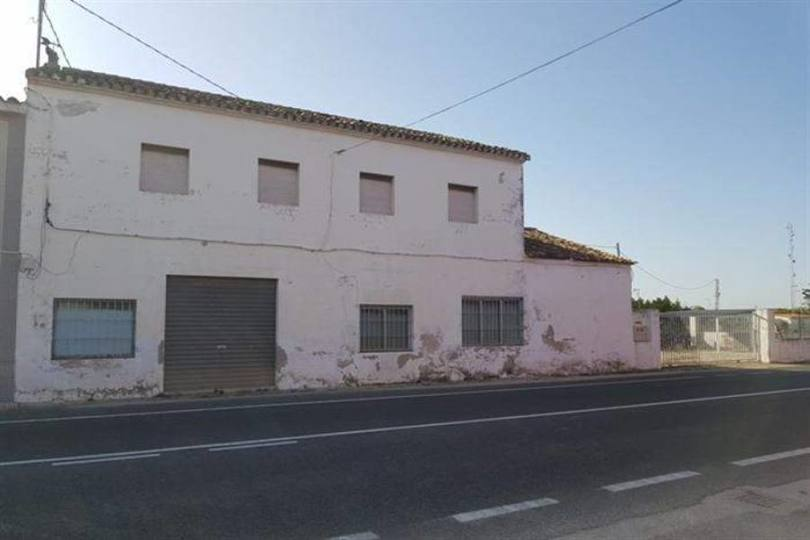 Ondara,Alicante,España,6 Bedrooms Bedrooms,2 BathroomsBathrooms,Local comercial,15066