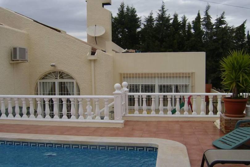 San Miguel de Salinas,Alicante,España,3 Habitaciones Habitaciones,2 BañosBaños,Fincas-Villas,2254