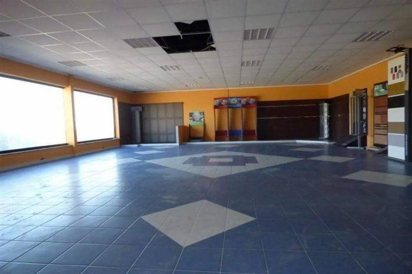 Pego,Alicante,España,1 BañoBathrooms,Local comercial,15095