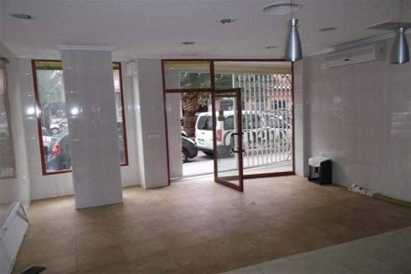 Dénia,Alicante,España,1 BañoBathrooms,Local comercial,15100