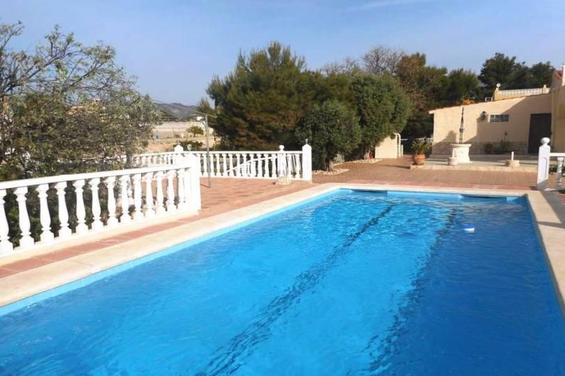 Albatera,Alicante,España,3 Habitaciones Habitaciones,2 BañosBaños,Fincas-Villas,2256