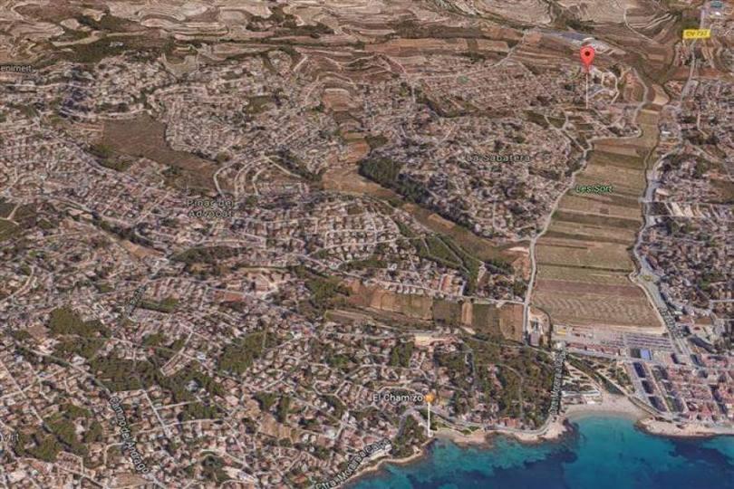 Moraira,Alicante,España,Casas,15108