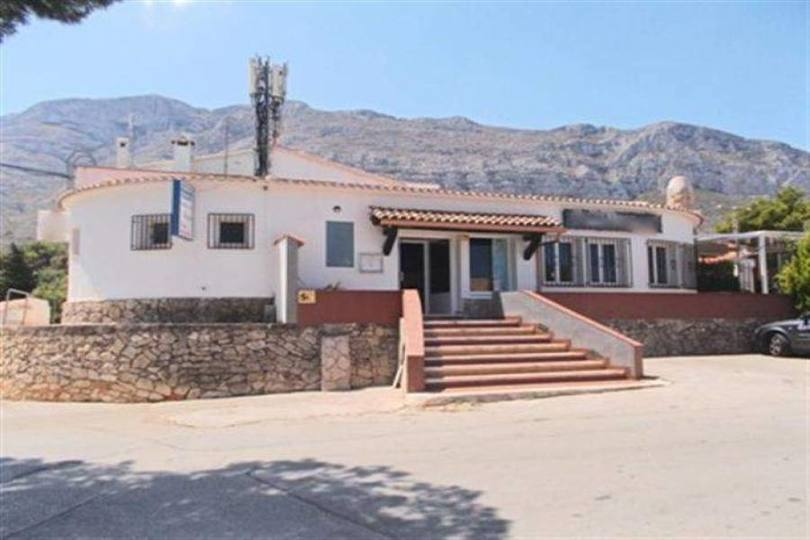 Dénia,Alicante,España,6 Bedrooms Bedrooms,4 BathroomsBathrooms,Local comercial,15116