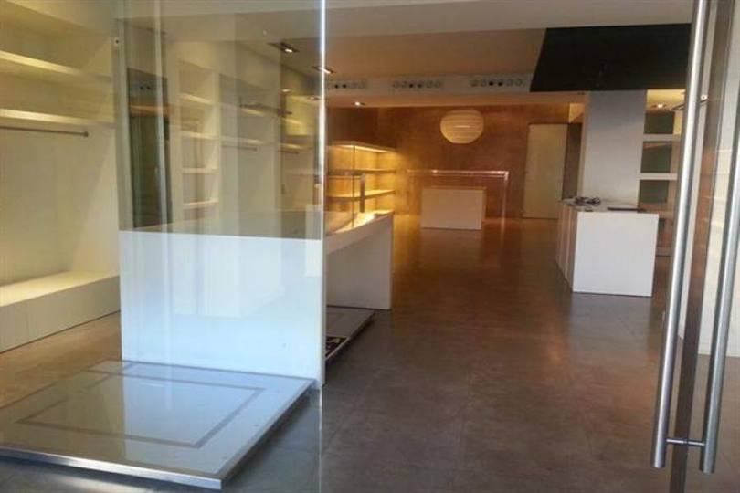 Dénia,Alicante,España,1 Dormitorio Bedrooms,1 BañoBathrooms,Local comercial,15127