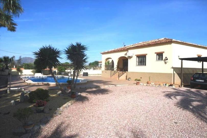 Catral,Alicante,España,3 Habitaciones Habitaciones,2 BañosBaños,Fincas-Villas,2260