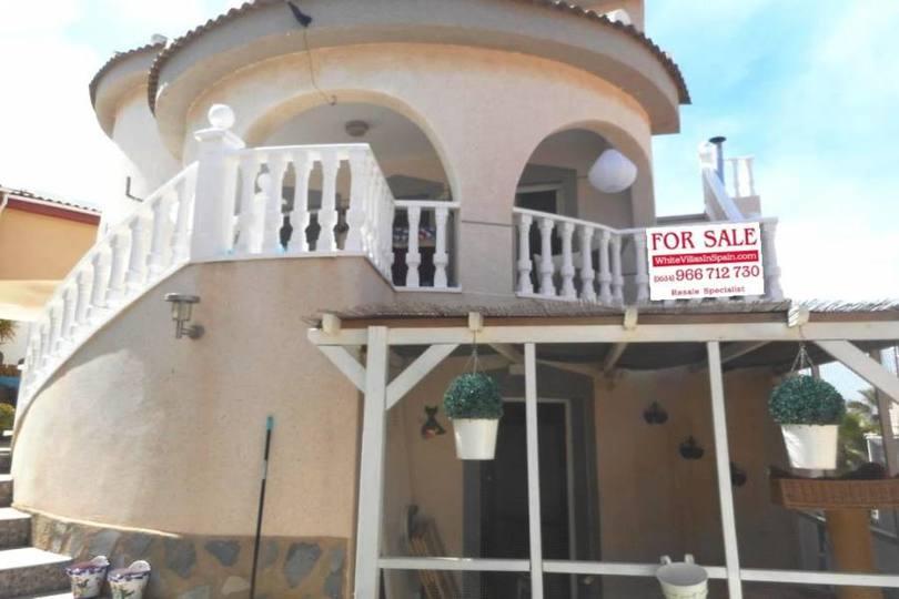 Ciudad Quesada,Alicante,España,3 Habitaciones Habitaciones,3 BañosBaños,Fincas-Villas,2269
