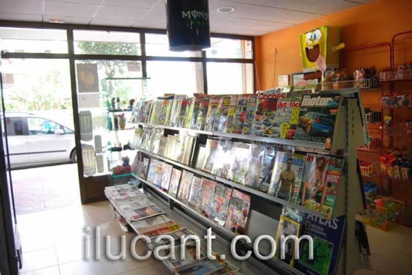 Alicante,Alicante,España,1 BañoBathrooms,Local comercial,15245