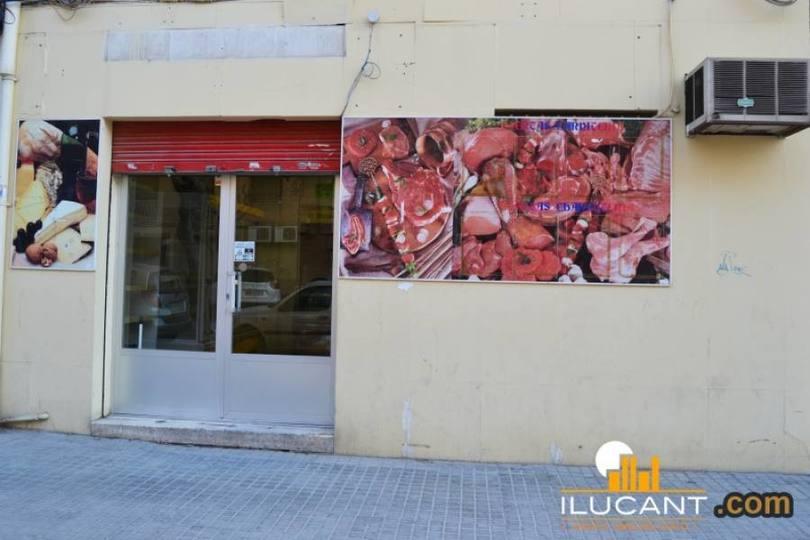 Alicante,Alicante,España,Local comercial,15252