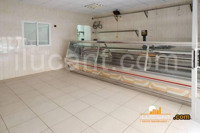 Alicante,Alicante,España,1 BañoBathrooms,Local comercial,15261