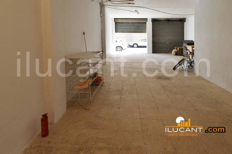 Alicante,Alicante,España,1 BañoBathrooms,Local comercial,15266
