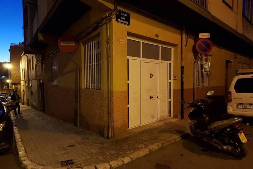 Villena,Alicante,España,1 BañoBathrooms,Local comercial,15305