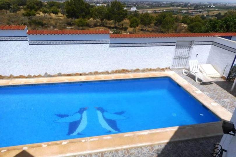 Rojales,Alicante,España,4 Habitaciones Habitaciones,2 BañosBaños,Fincas-Villas,2282