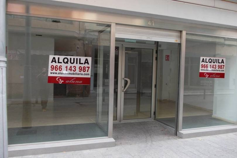 San Vicente del Raspeig,Alicante,España,1 BañoBathrooms,Local comercial,15366