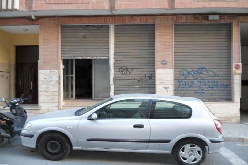 Alicante,Alicante,España,1 BañoBathrooms,Local comercial,15373