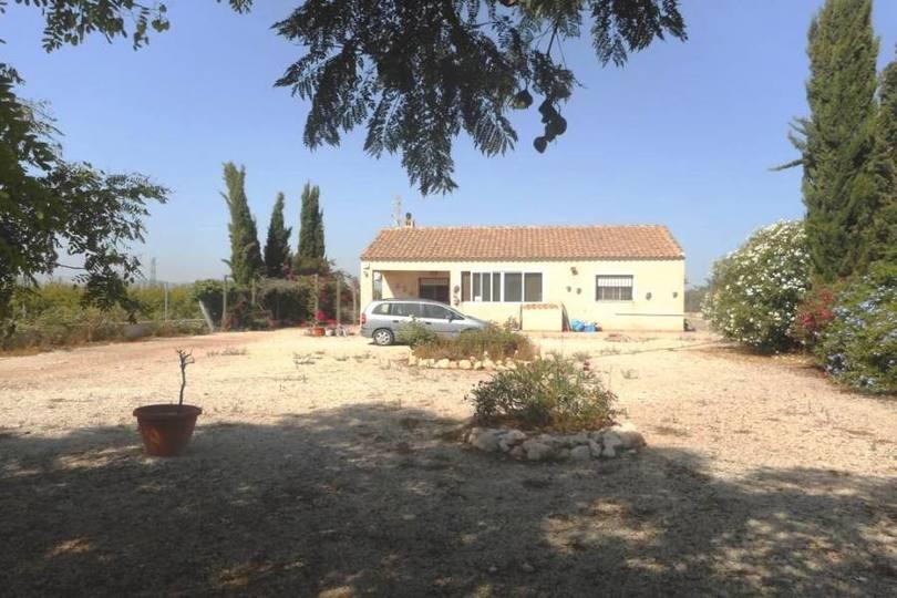 Albatera,Alicante,España,3 Habitaciones Habitaciones,2 BañosBaños,Fincas-Villas,2285
