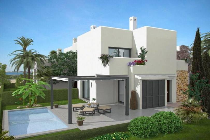 Rojales,Alicante,España,2 Habitaciones Habitaciones,2 BañosBaños,Fincas-Villas,2290