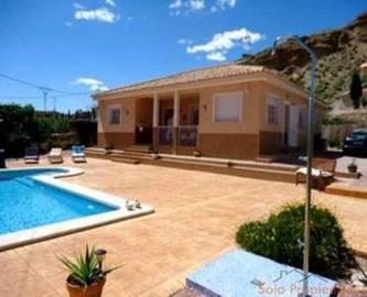Abanilla,Murcia,España,3 Habitaciones Habitaciones,2 BañosBaños,Fincas-Villas,2307