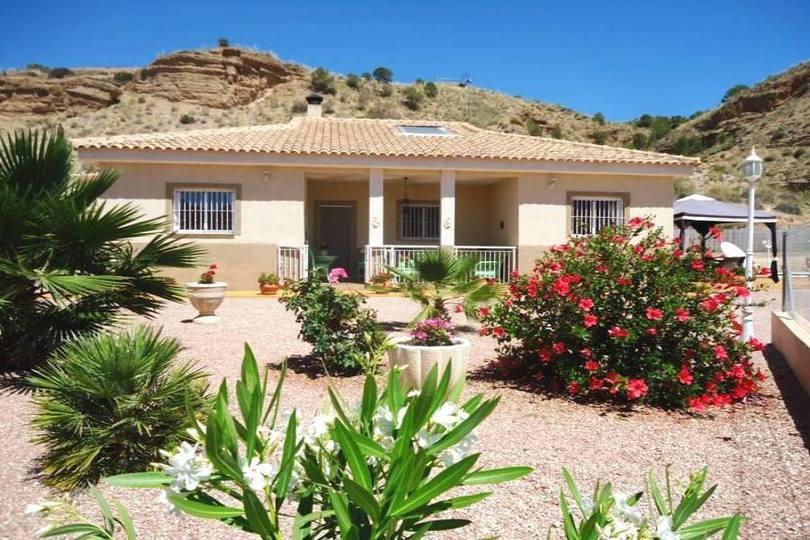 Abanilla,Murcia,España,3 Habitaciones Habitaciones,2 BañosBaños,Fincas-Villas,2312