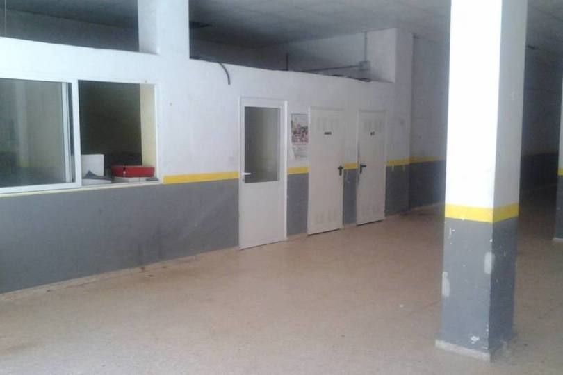 Elche,Alicante,España,2 Bedrooms Bedrooms,1 BañoBathrooms,Local comercial,15714