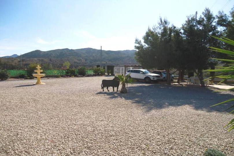 Abanilla,Murcia,España,5 Habitaciones Habitaciones,3 BañosBaños,Fincas-Villas,2328