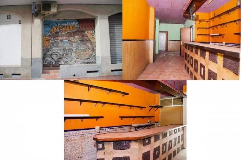 Torrevieja,Alicante,España,2 BathroomsBathrooms,Local comercial,15868