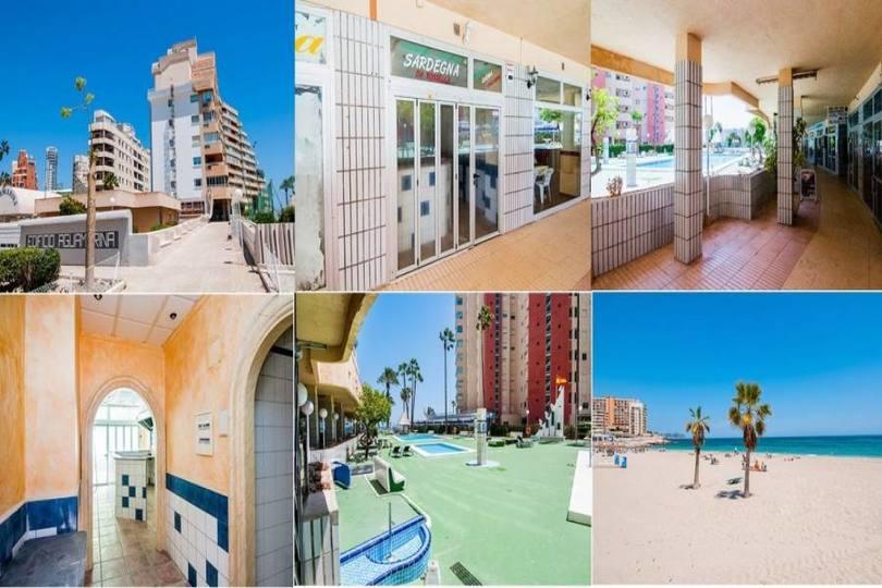 Calpe,Alicante,España,Local comercial,15886