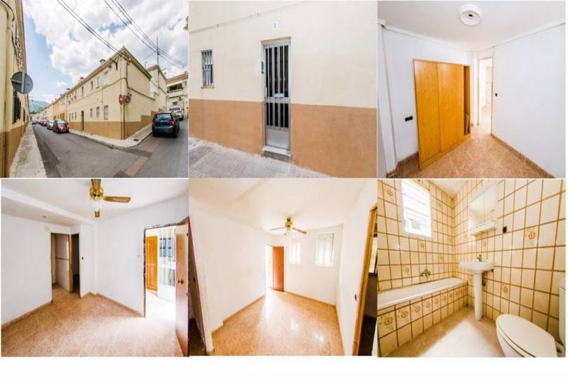 Alcoy-Alcoi,Alicante,España,3 Bedrooms Bedrooms,1 BañoBathrooms,Casas,15915