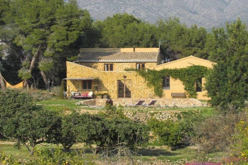 Callosa d'En Sarria,Alicante,España,3 Bedrooms Bedrooms,3 BathroomsBathrooms,Casas,15995