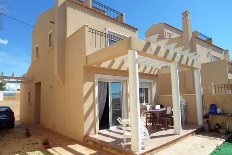 La Nucia,Alicante,España,3 Bedrooms Bedrooms,2 BathroomsBathrooms,Casas,15998