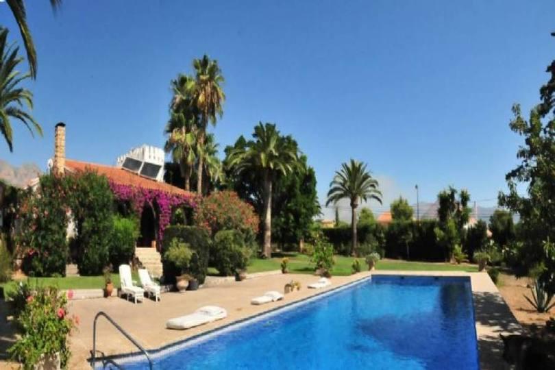 Alfaz del Pi,Alicante,España,4 Bedrooms Bedrooms,4 BathroomsBathrooms,Casas,16000