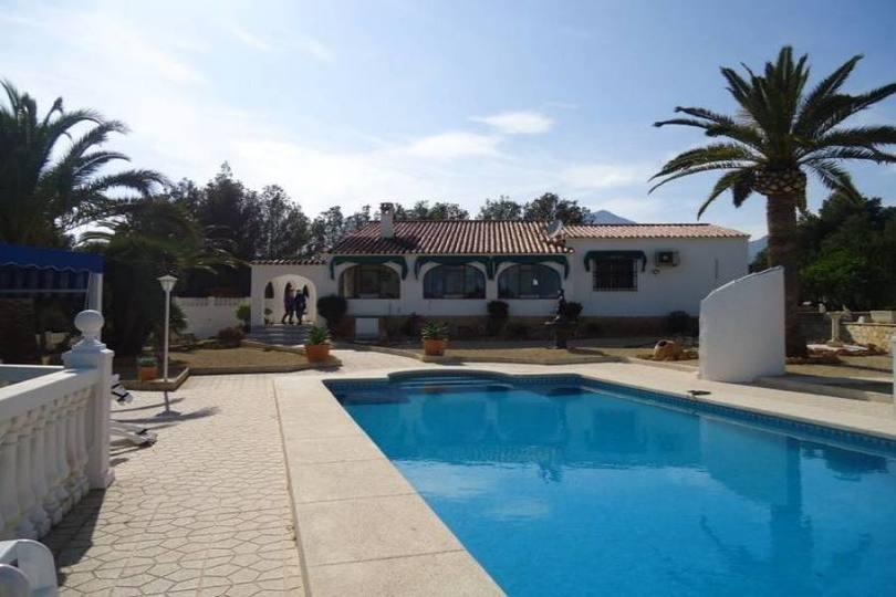 Alfaz del Pi,Alicante,España,3 Bedrooms Bedrooms,2 BathroomsBathrooms,Casas,16011