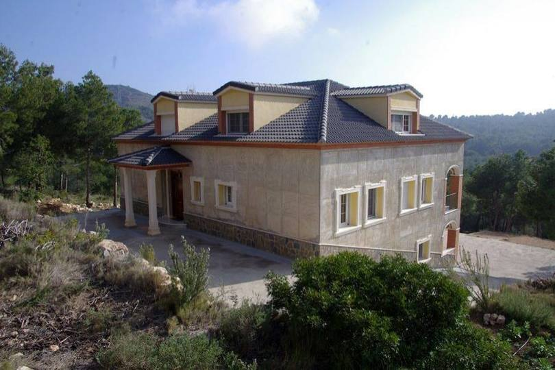 Finestrat,Alicante,España,6 Bedrooms Bedrooms,4 BathroomsBathrooms,Casas,16044