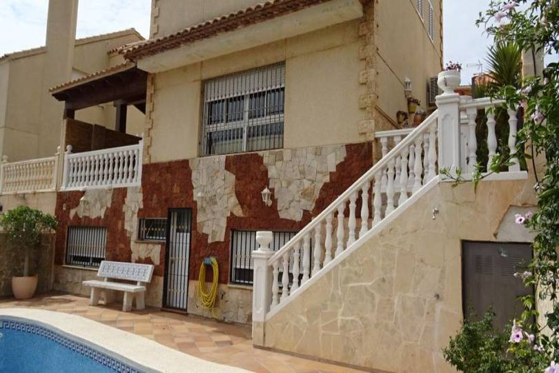 La Nucia,Alicante,España,6 Bedrooms Bedrooms,4 BathroomsBathrooms,Casas,16051