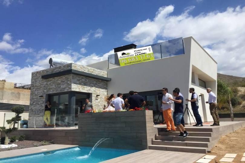 Finestrat,Alicante,España,3 Bedrooms Bedrooms,2 BathroomsBathrooms,Casas,16057