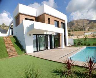 Finestrat,Alicante,España,3 Bedrooms Bedrooms,3 BathroomsBathrooms,Casas,16061