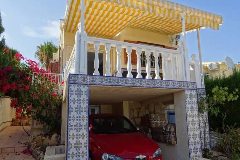 La Nucia,Alicante,España,2 Bedrooms Bedrooms,1 BañoBathrooms,Casas,16062