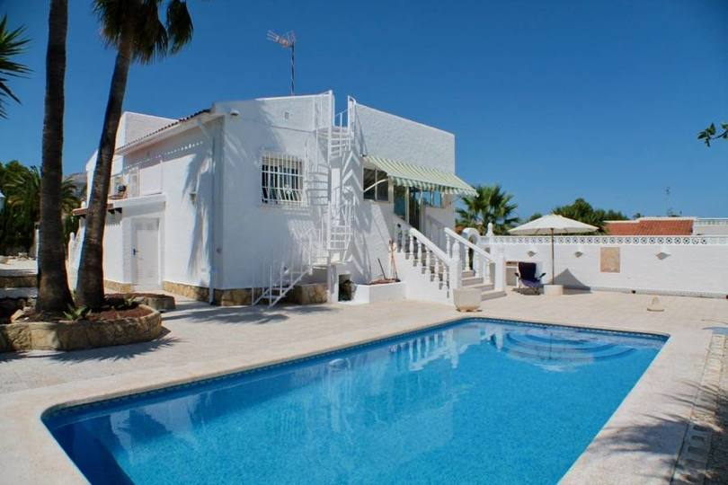 La Nucia,Alicante,España,5 Bedrooms Bedrooms,3 BathroomsBathrooms,Casas,16086
