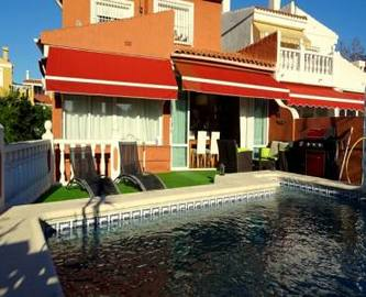 Benidorm,Alicante,España,5 Bedrooms Bedrooms,4 BathroomsBathrooms,Casas,16135