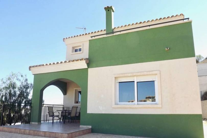 Finestrat,Alicante,España,3 Bedrooms Bedrooms,2 BathroomsBathrooms,Casas,16140