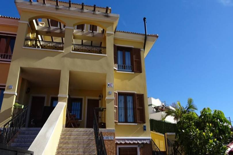 Finestrat,Alicante,España,3 Bedrooms Bedrooms,2 BathroomsBathrooms,Casas,16148