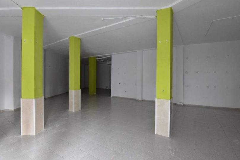 Elche,Alicante,España,1 BañoBathrooms,Local comercial,16490