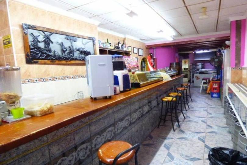 Torrevieja,Alicante,España,2 BathroomsBathrooms,Local comercial,16494