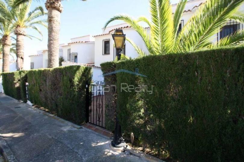 Dénia,Alicante,España,2 Bedrooms Bedrooms,2 BathroomsBathrooms,Casas,16612