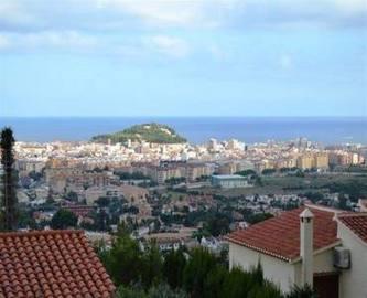 Dénia,Alicante,España,3 Bedrooms Bedrooms,2 BathroomsBathrooms,Chalets,16738