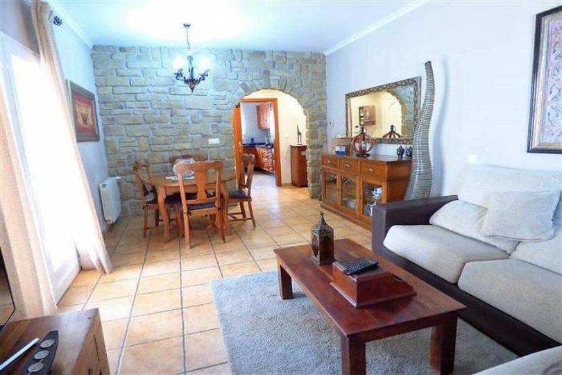 Dénia,Alicante,España,3 Bedrooms Bedrooms,2 BathroomsBathrooms,Chalets,16751