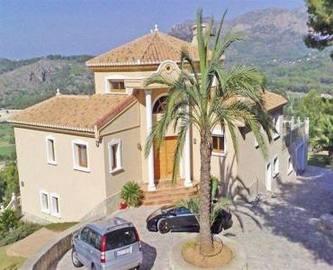 Pedreguer,Alicante,España,6 Bedrooms Bedrooms,5 BathroomsBathrooms,Chalets,16775